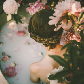 How to pamper yourself at home - even when in low budget!