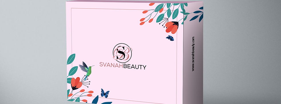 Svanah Beauty Box