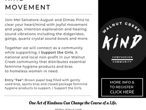 KINDwc Community Give Back Event is back July 20th!