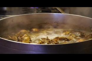 Boiling Bone Broth