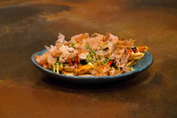 Okonomiyaki Fries