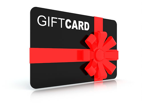 $50 GIFT CARDS for $45