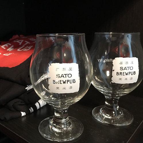 13oz Belgian Glasses