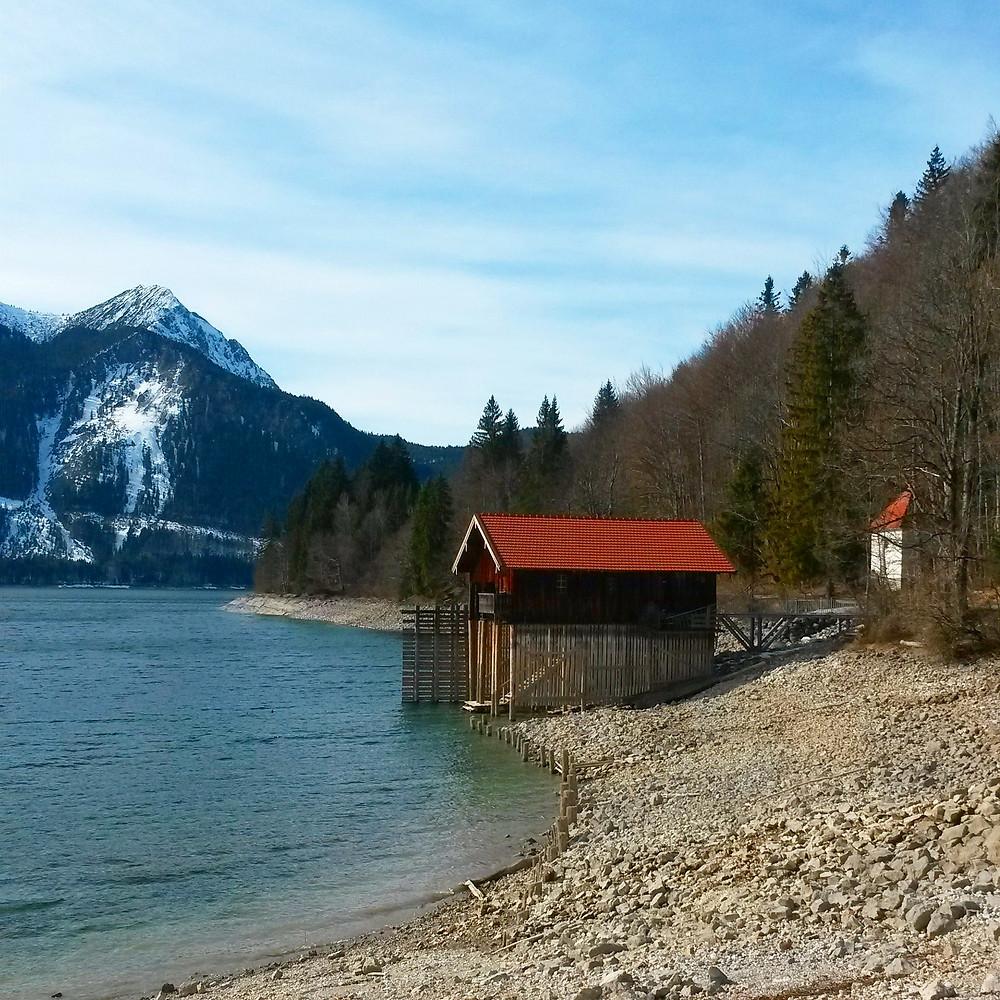 Walchensee, Bavaria