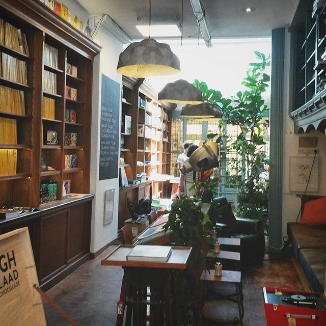 hip bookshop The Hague