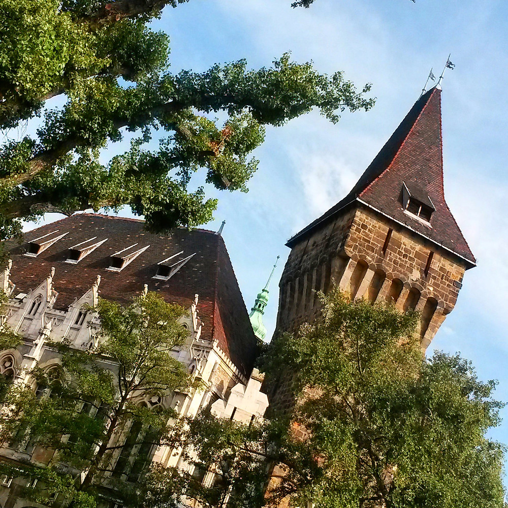 Vajdahunyad Castle budapest