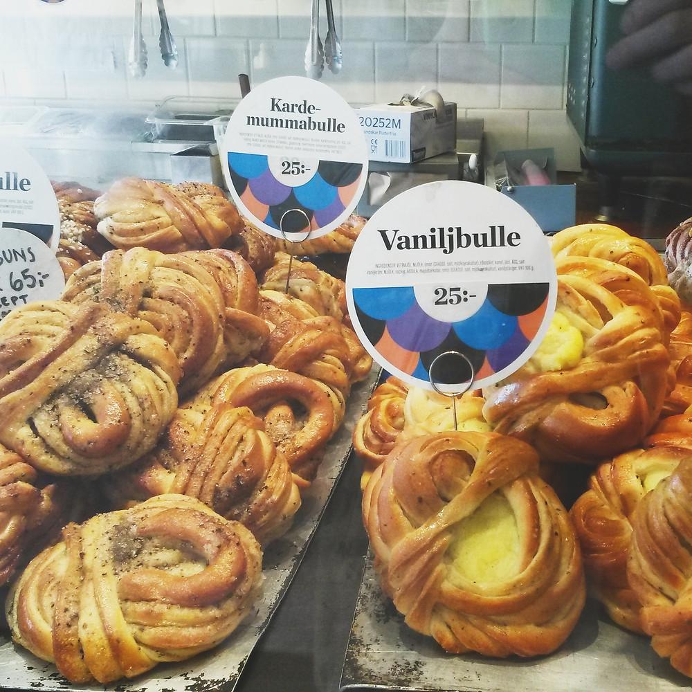 Pastries Bröd und Salt in Stockholm