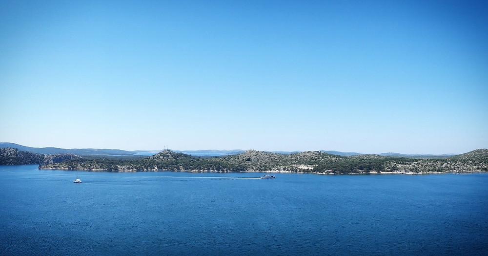 islands near to Zadar