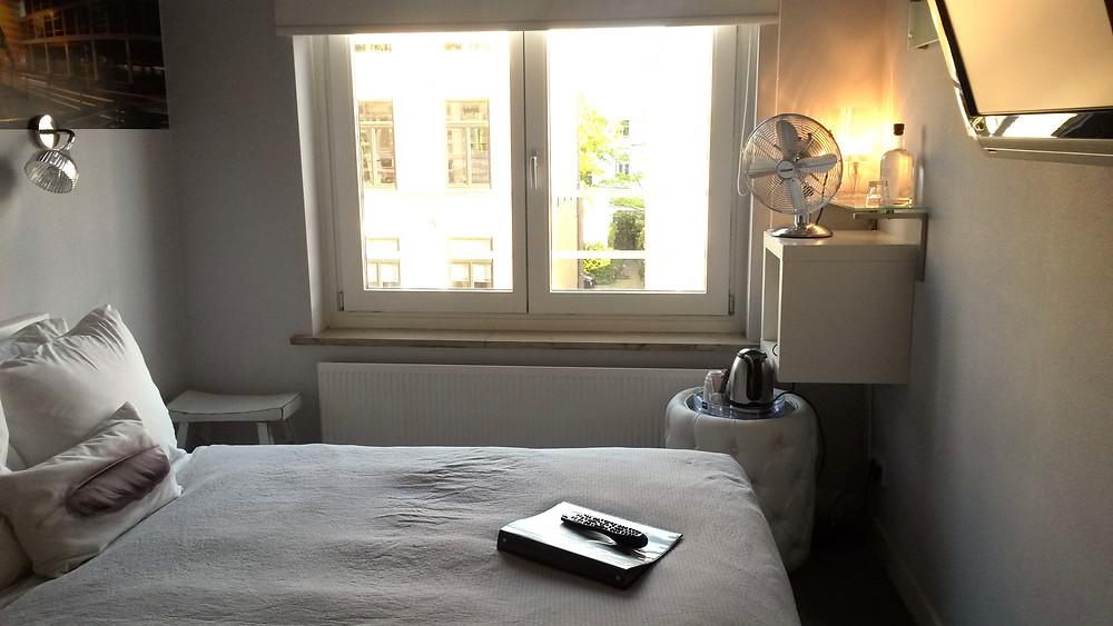 Hotel Mozaic bedroom