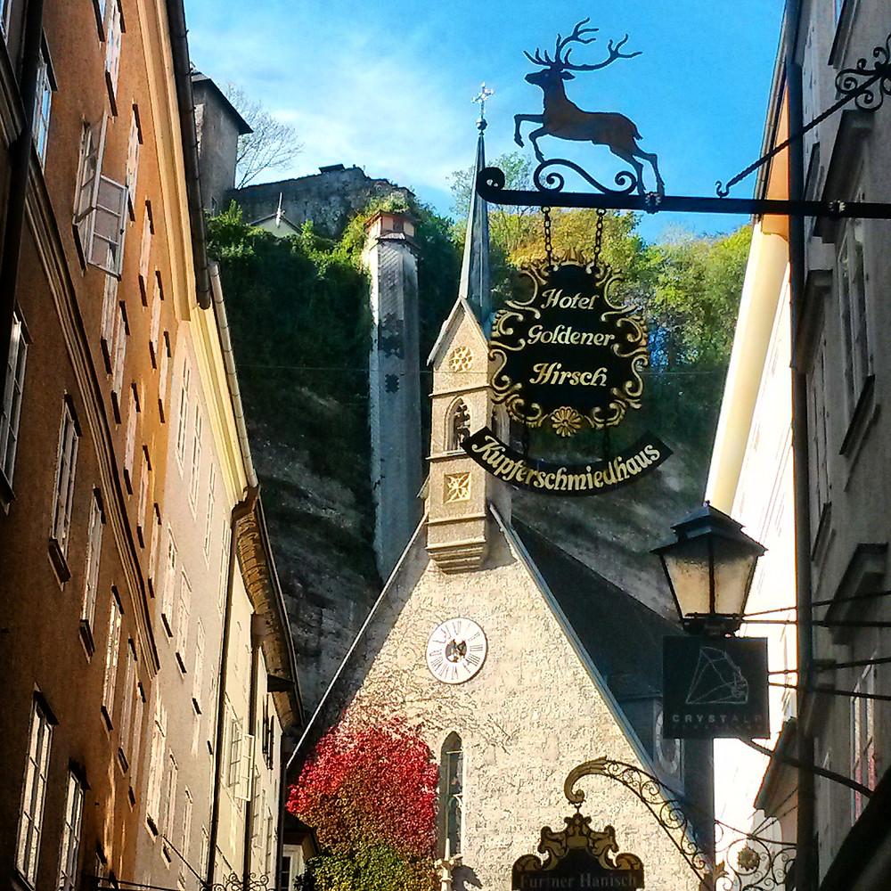 Getriedegasse, Salzburg
