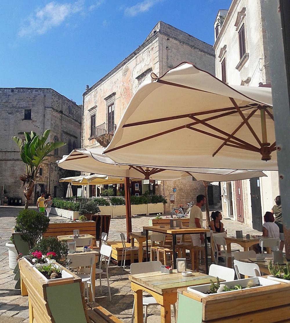 Beija Flor Café cafe in Polignano a Mare