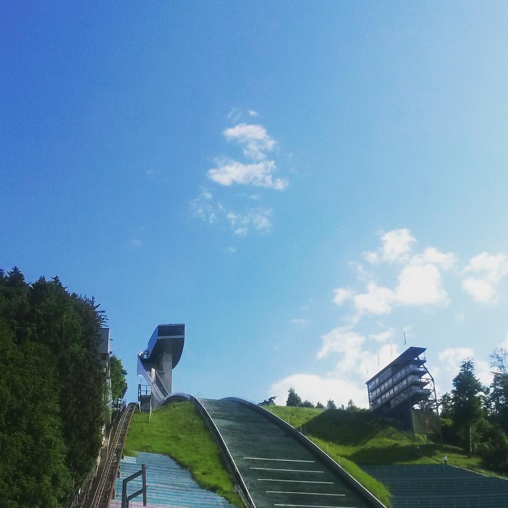 burgisel ski jump stadium innsbruck