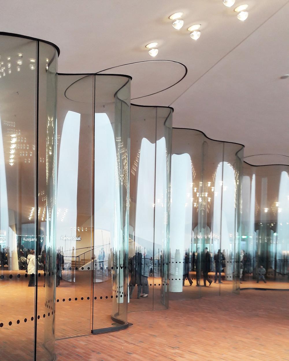 Elbphilharmonie interior