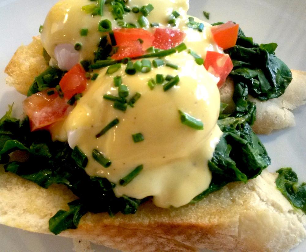 eggs benedict Alchemia Od Kuchni