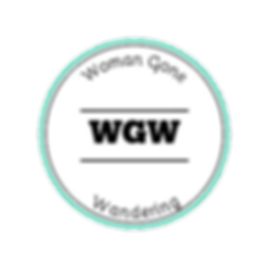Woman Gone Wandering Logo
