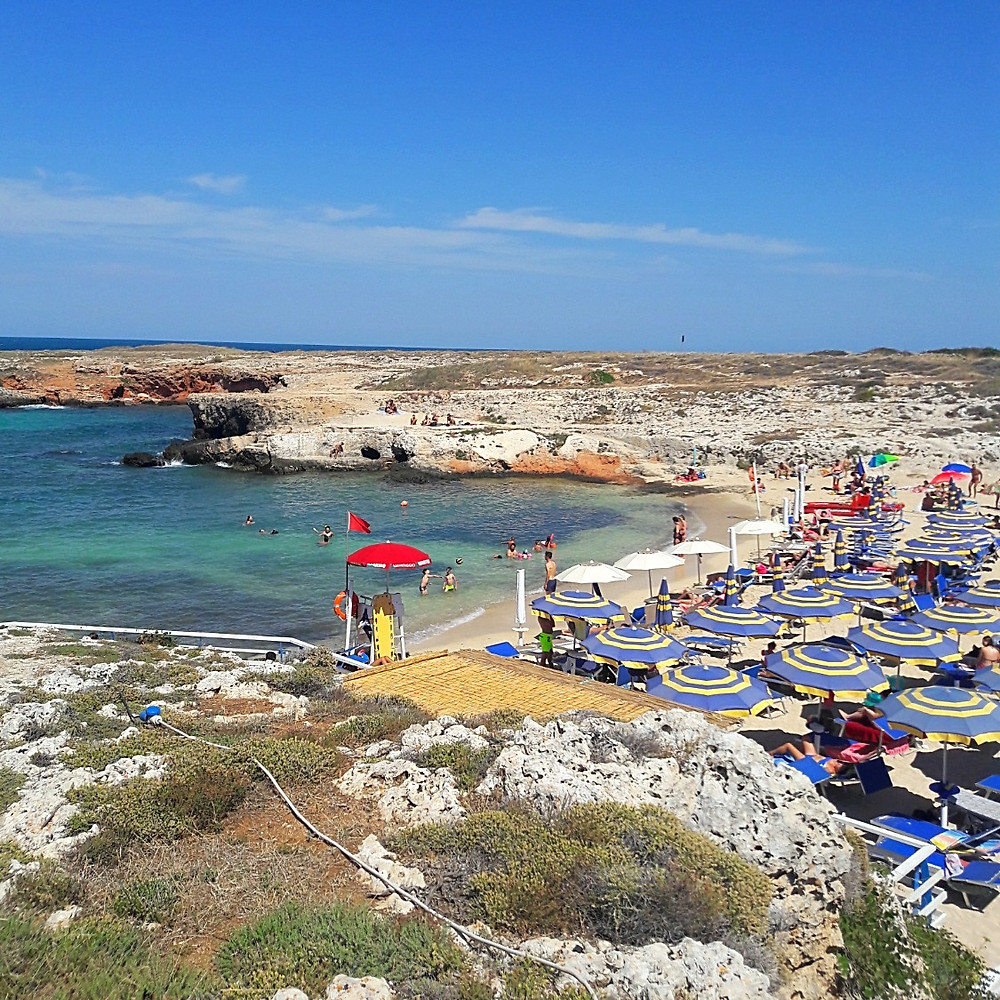 Spiaggia di Cala Paradiso beach