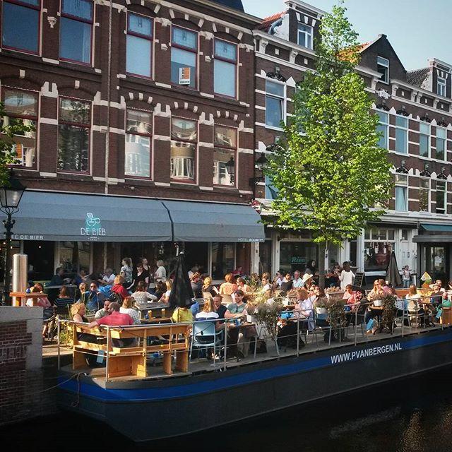 Die Bieb exterior, The Hague