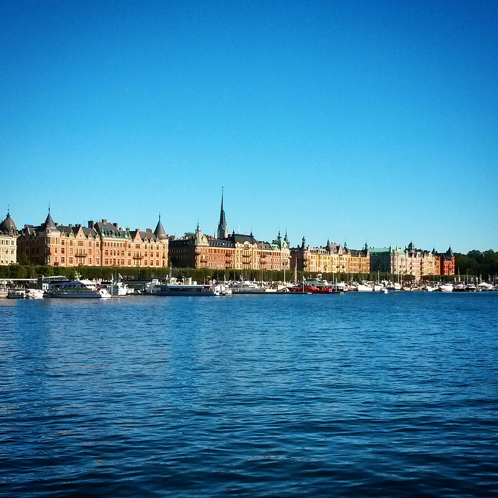 view of  Östermalm