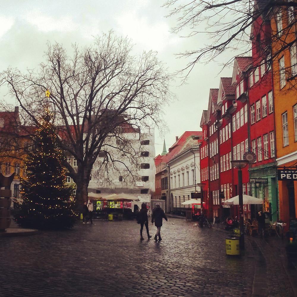 Gråbrødretorv square in Copenhagen