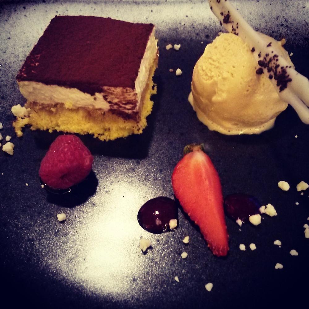 dessert hotel schwarzschmied in lana south tyrol