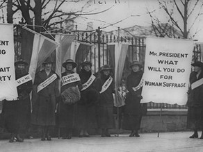 THE HISTORY OF WOMEN'S EQUALITY DAY