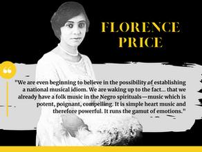 HONORING FLORENCE PRICE