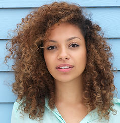 Curly Black Women