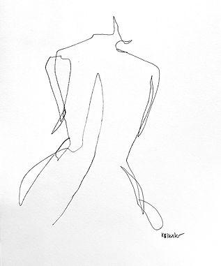 Behind Herself by KB Kessler