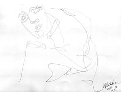 Museum Sketch 1