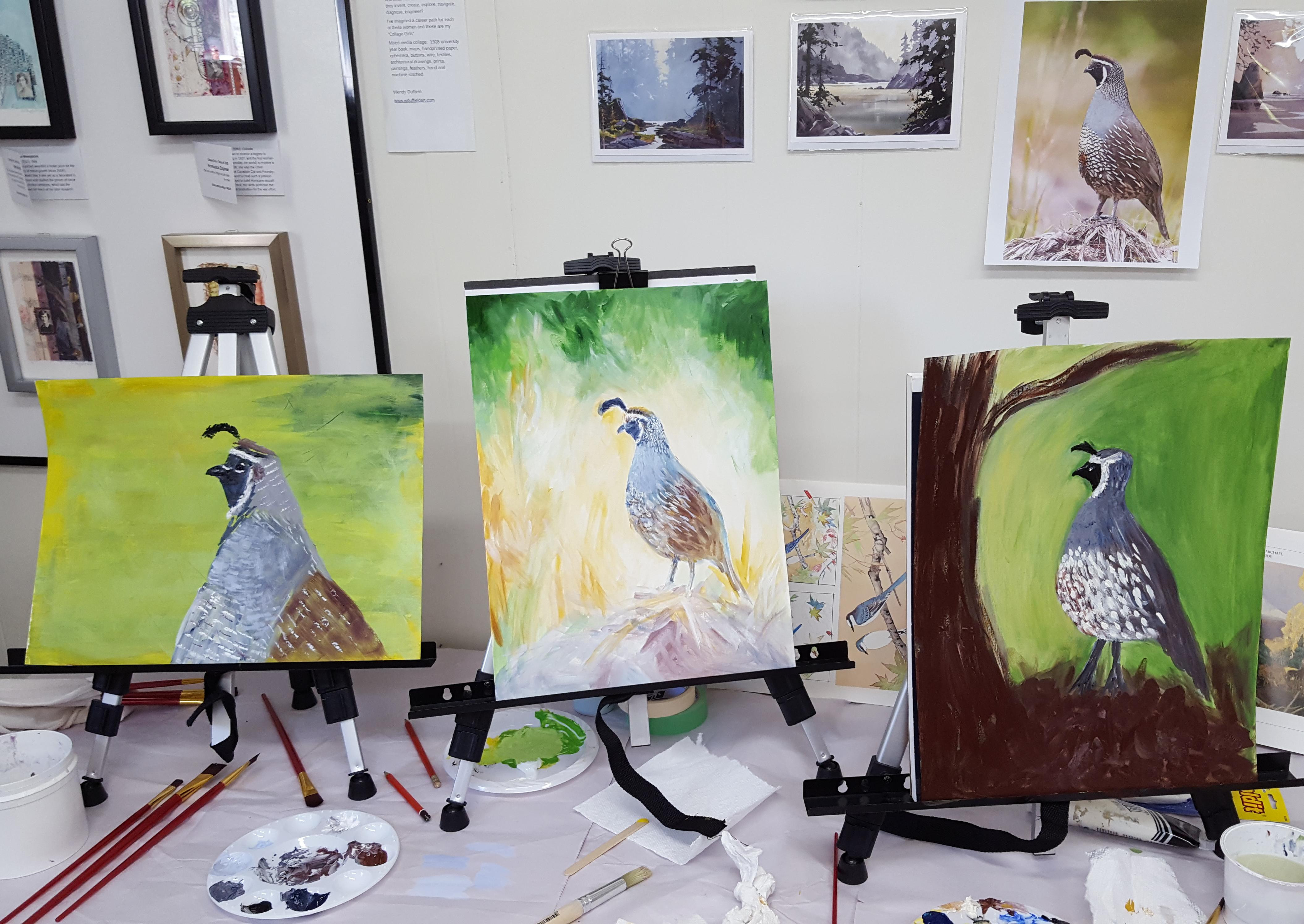 Drop in Painting sessions