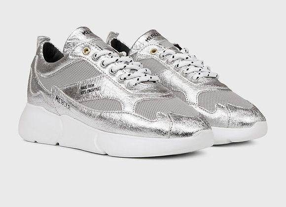 PINEAPPLE LEATHER SILVER