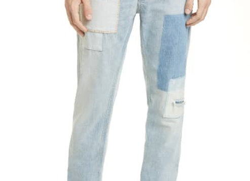 JEAN X-PERT REGULAR LIGHT BLUE