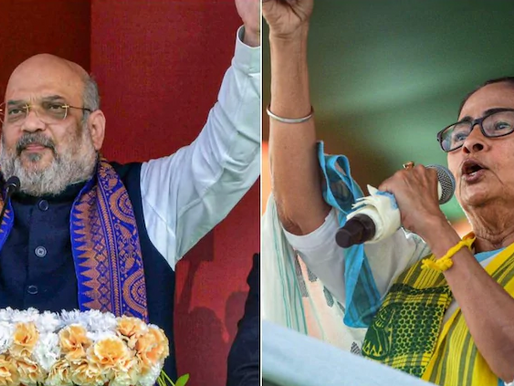 Amit Shah to dine with refugees as Mamata gives land. How BJP, TMC are wooing the community