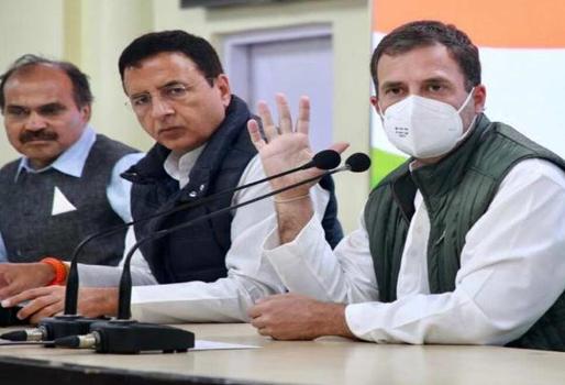 PM Modi 'a coward, has given away Indian territory to China', says Rahul Gandhi; BJP hits back