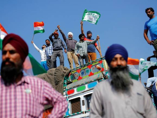 Farmers at Singhu border strengthen infrastructure to prepare for prolonged protest
