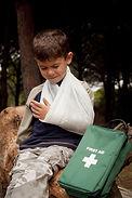 Prevención de Accidentes en los niños(as)