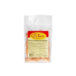 Bolinho de Abóbora com carne seca Di bas