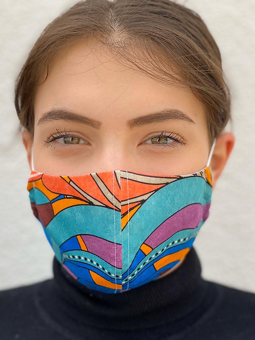 Maske Pattern C
