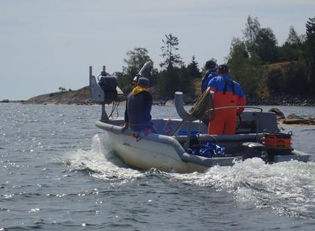 Lietuvos žvejai tausojančios įrangos kūrimo patirties semiasi iš užsienio mokslininkų
