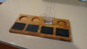 Whiskey Taster Tray