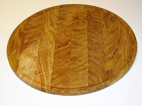 Oak Pizza Cutting Board