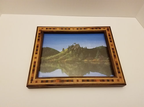 "8""x10"" Inlay Pitcure Frame"