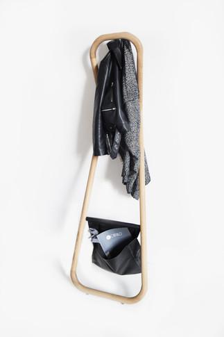 Porte-manteau curvus