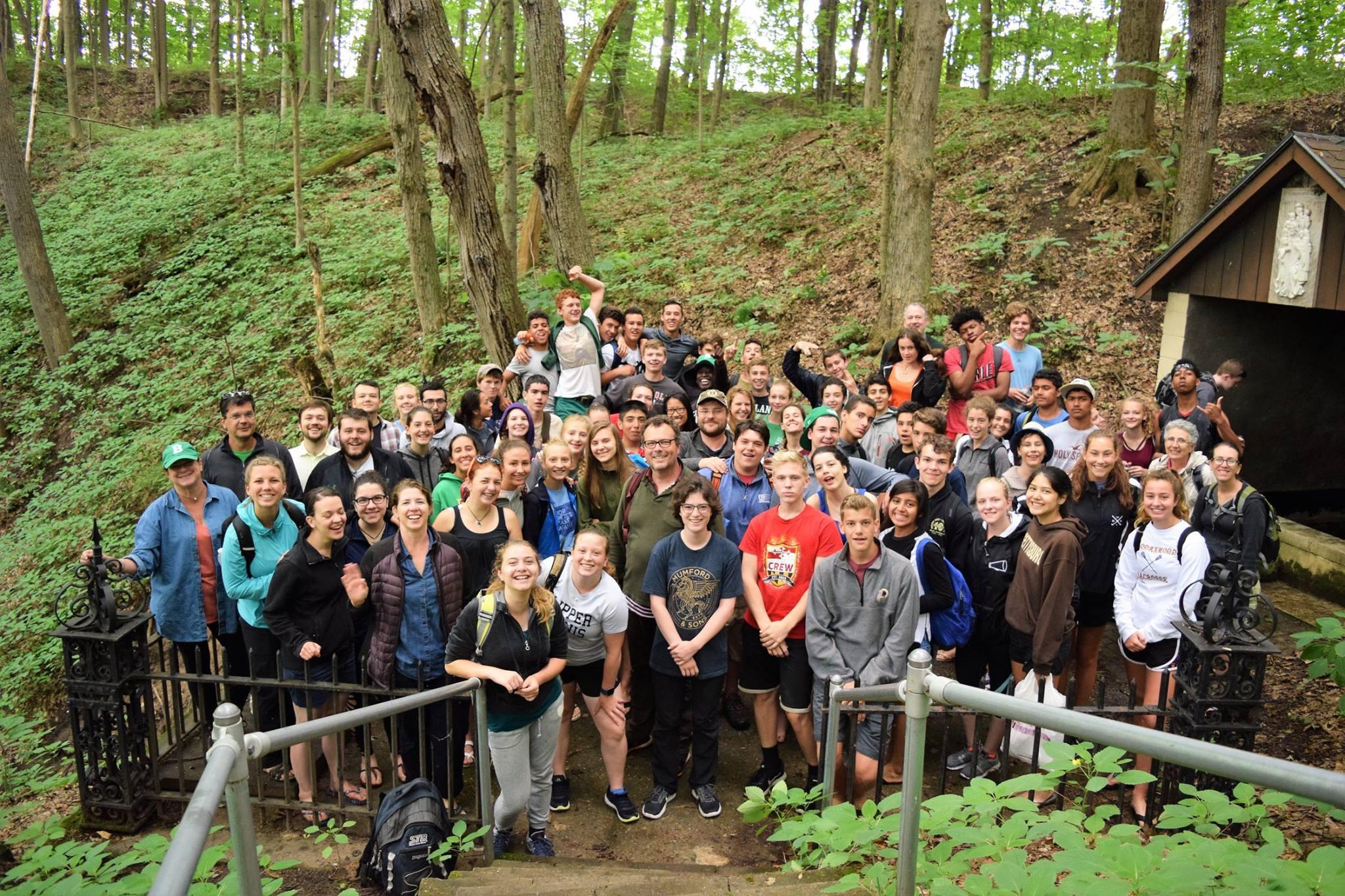 Tour Groups/Pilgrimages