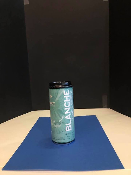 Blanche ime Basilic Azimut Wheat Beer-Witbier 4.5°