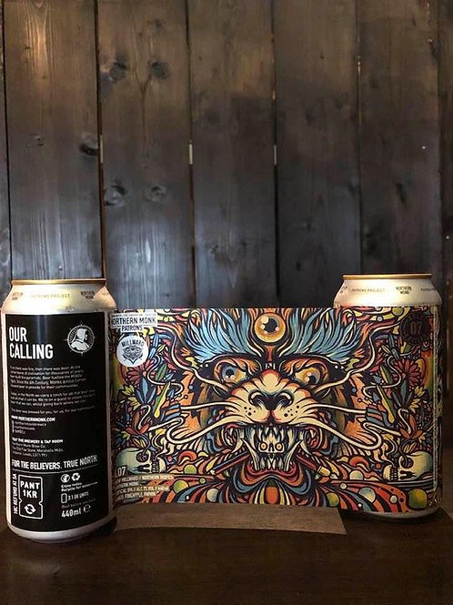 PP 4.07 Northern Monk IPA tropical  7°