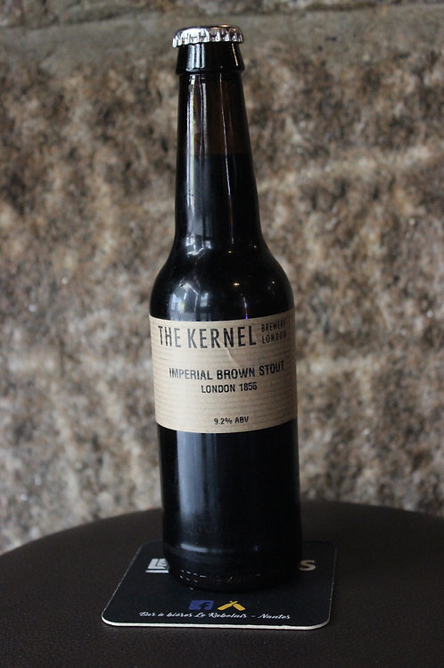 Imperial Brown Stout London 1856 THE KERNEL 10.1% ABV