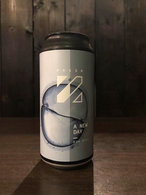 A New Day Prizm IPA/Imp/Double New Engl. 8°