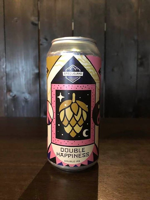 DOUBLE HAPPINESS Basqueland ipa-imp/double new england 7.8°