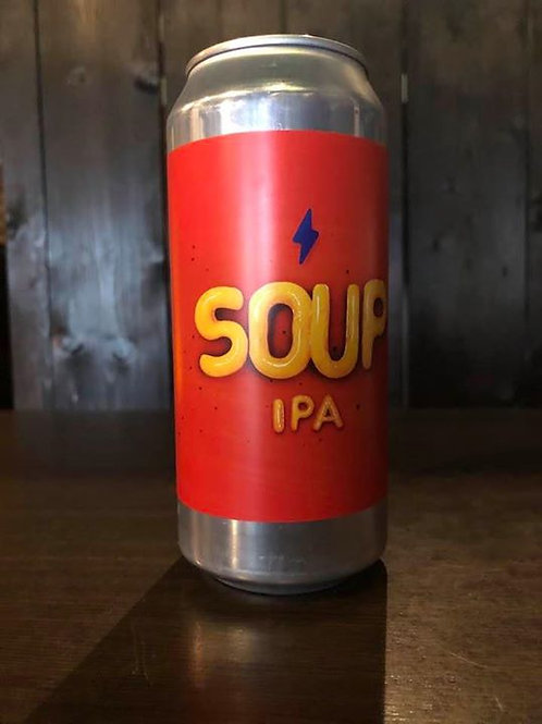 SOUP IPA Garage  IPA New England 6°